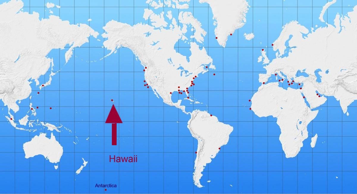 Luau Hawaiano En El Giner Dnde Est Hawaii