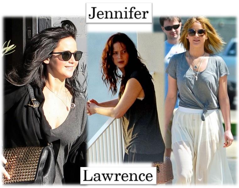 Jennifer Lawrence pelo