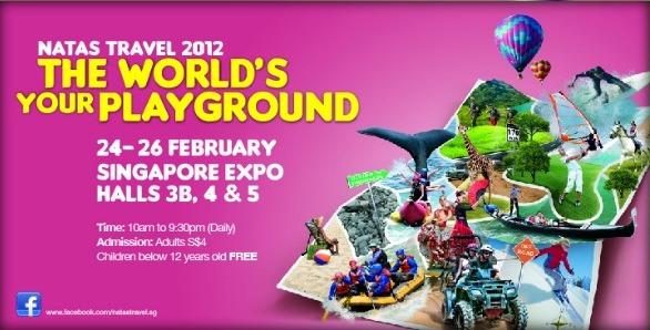 NATAS Travel Fair 2012 - Promotions