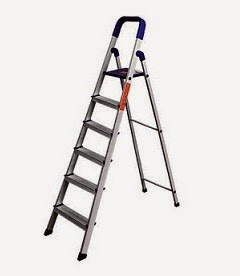 Cipla Plast Folding Aluminium Ladder Home Pro 6 Steps for Rs.3118 Only @ Paytm (Rs.2000 Cashback )