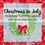http://sewlux.blogspot.com/2014/07/christmas-in-july-project-link-up.html