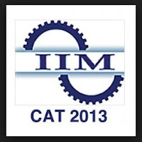 IIM CAT Exam 2013 Logo