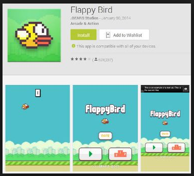 Obama Minta Flappy Bird Dikembalikan