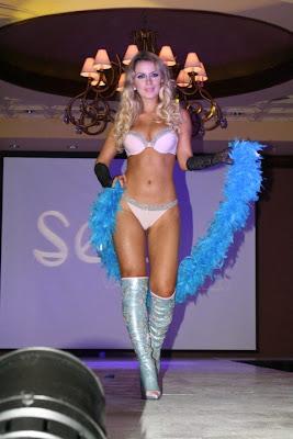 Jamila Dahabreh Jamilah Dahabreh, Modelo Peruana en pasarella..espectacular!
