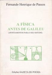 A Física Antes de Galileu