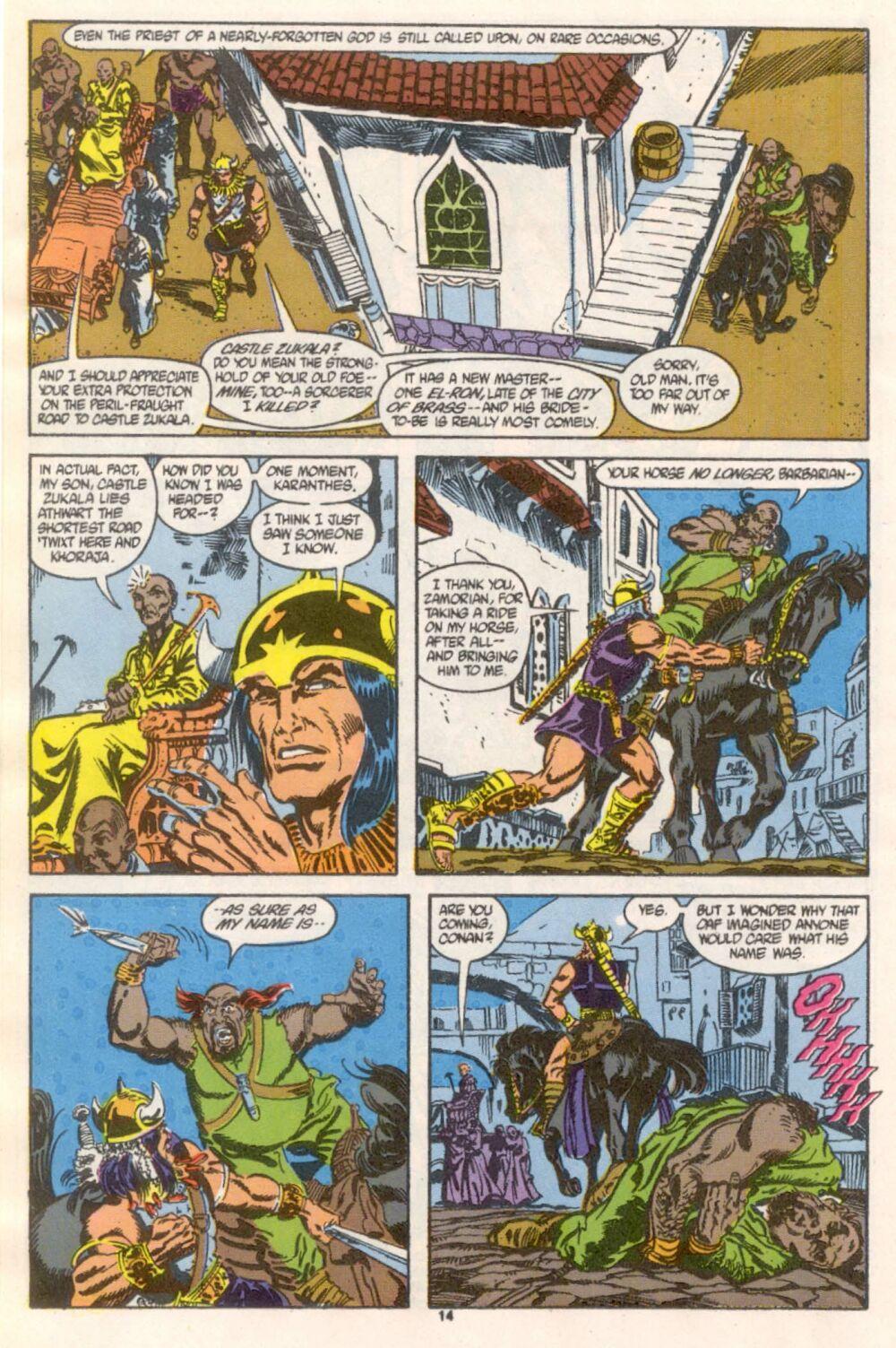 Conan the Barbarian (1970) Issue #241 #253 - English 11