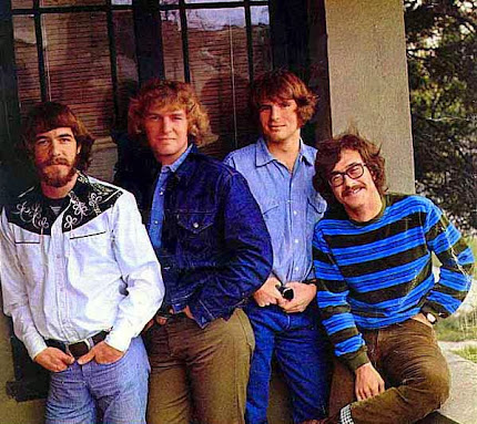 NOVEMBER 2014 FEATURED ARTIST OF THE MONTH - CREEDENCE CLEARWATER REVIVAL