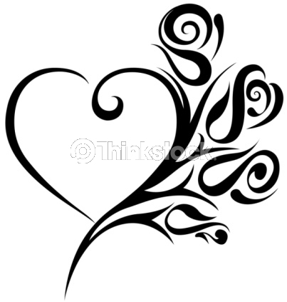 tattoo dad meaning tribal designs Tattoos Small tattoo Design: heart CR
