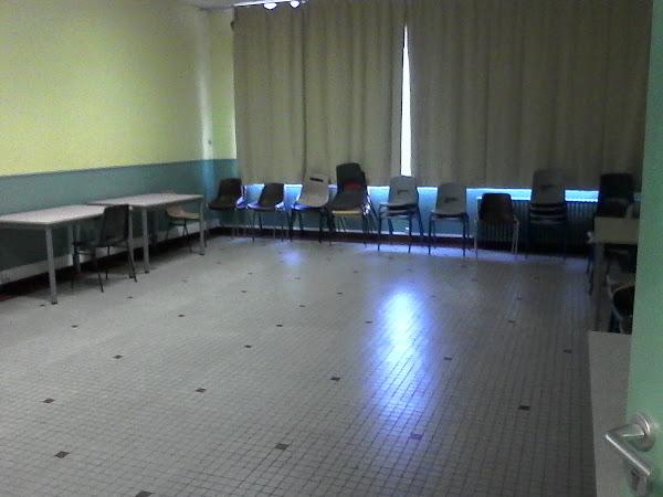 Salle et futur du club 6