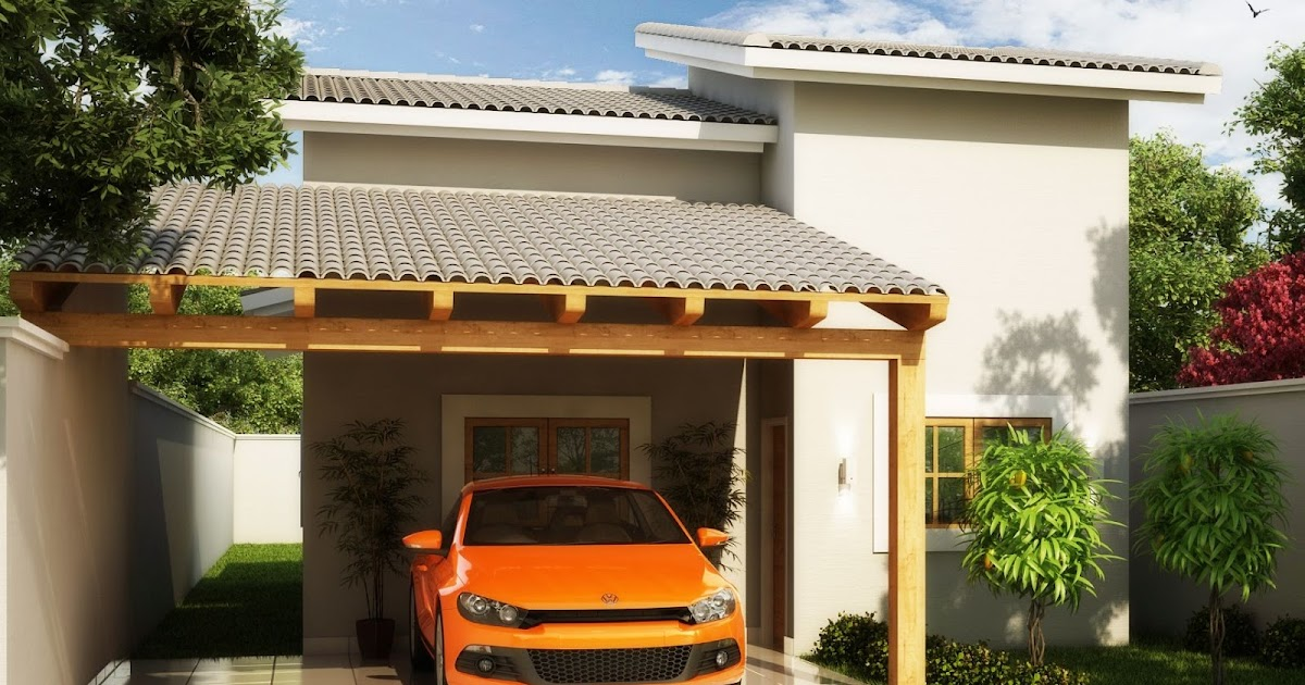 S projetos gr tis projeto gr tis de uma casa com 76 m - Riscaldare casa gratis ...
