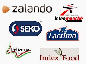 Firmy, z którymi współpracuję: