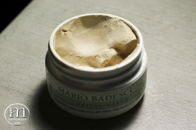 Open Container of Mario Badescu Drying Cream