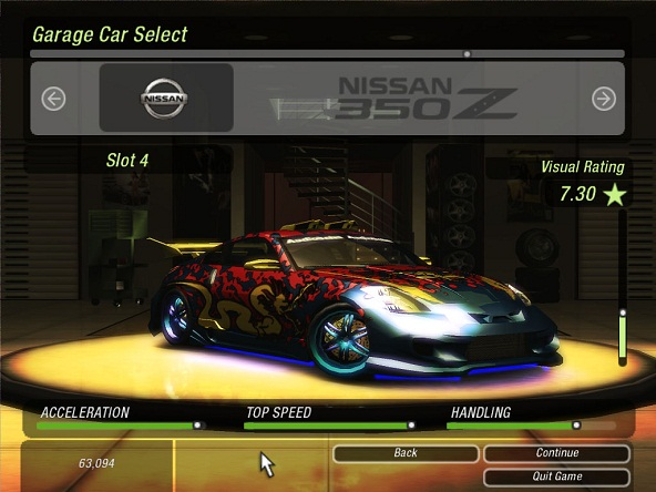 need for speed underground 2 pc setup free