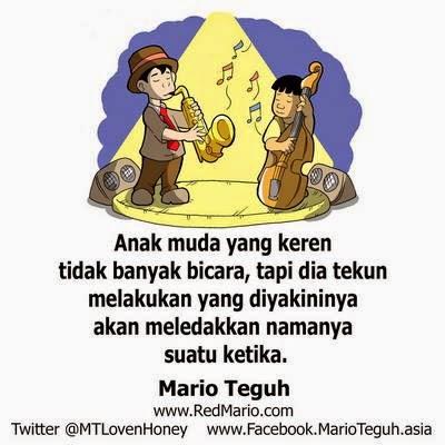 Mario Teguh Tentang Cinta - Kata Was-was.com