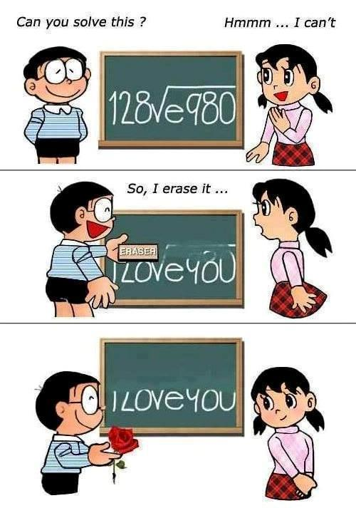 Solve Question Of Love Funny