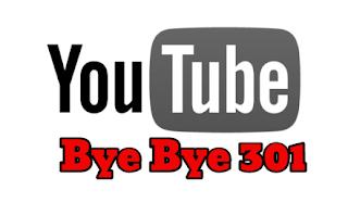 Akhirnya Youtube Hapus Kebijakan Page View 301
