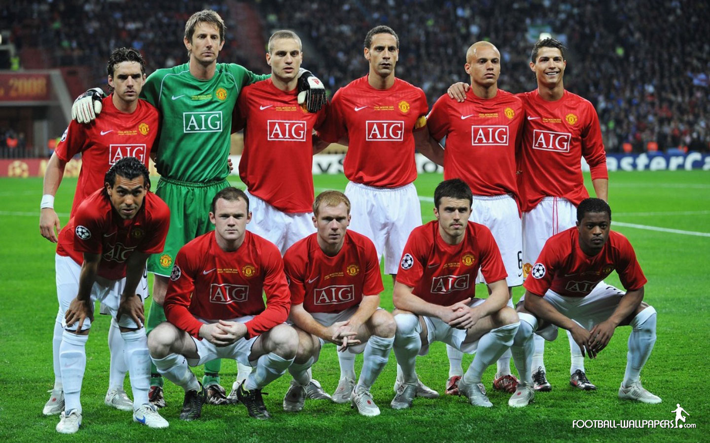 Football Wallpaper: Manchester United Wallpaper ...