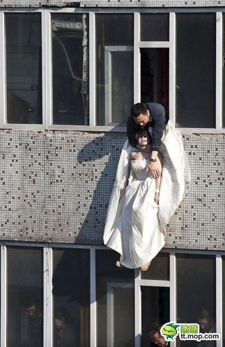 Suicidal Chinese Bride Seen On www.coolpicturegallery.us