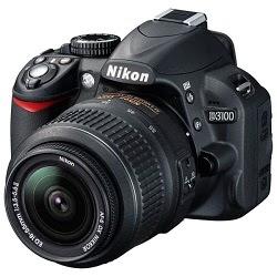 Spesifikasi dan Harga Kamera Nikon D3100 Terbaru 2014