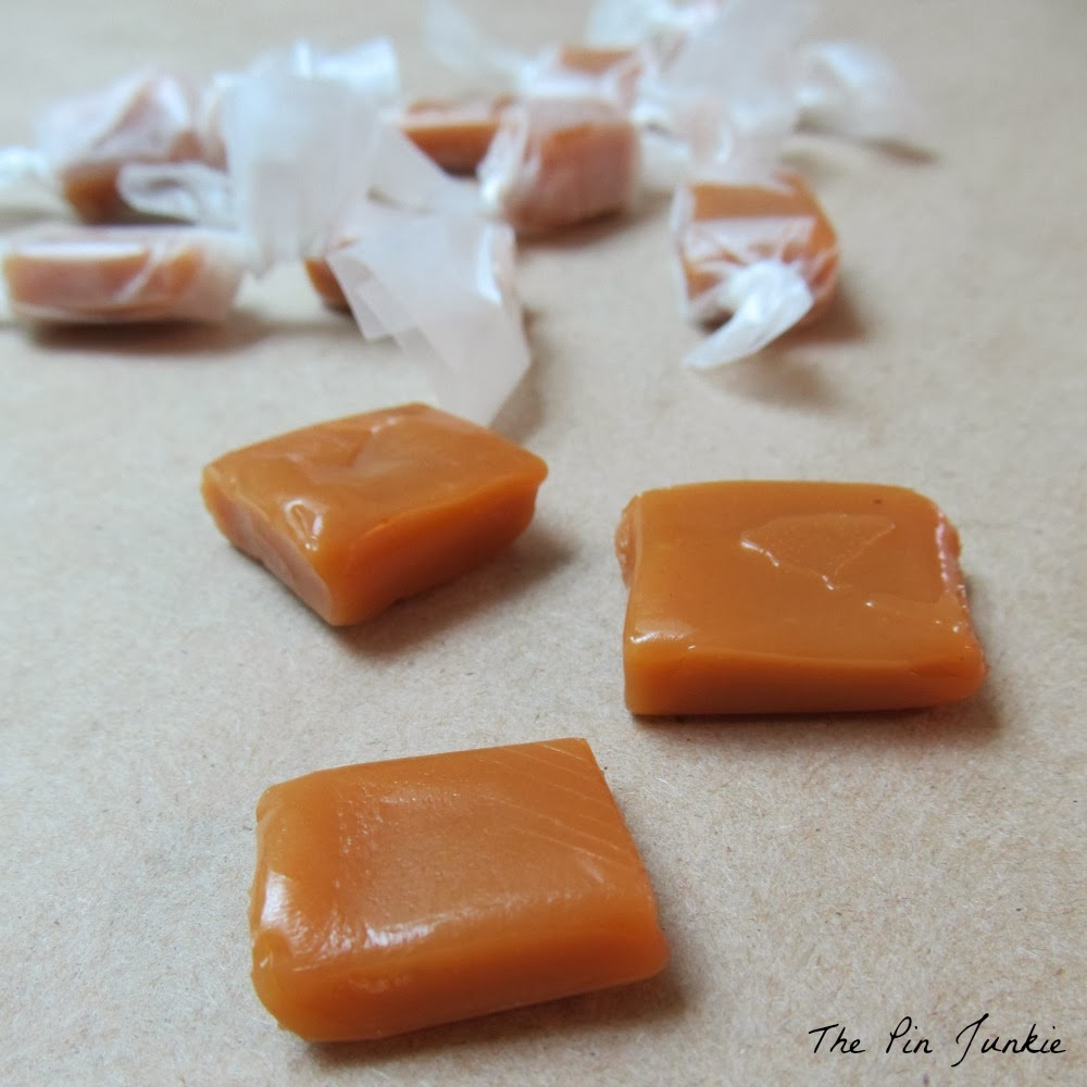 caramel candy recipe