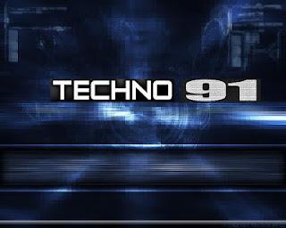 techno zenék 1991