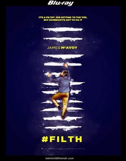 Pislik - Filth - 2013 - 1080p - 720p - 480p - brrip - Türkçe Dublaj - Tek Link indir