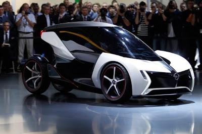 2011 Opel RAK e Concept