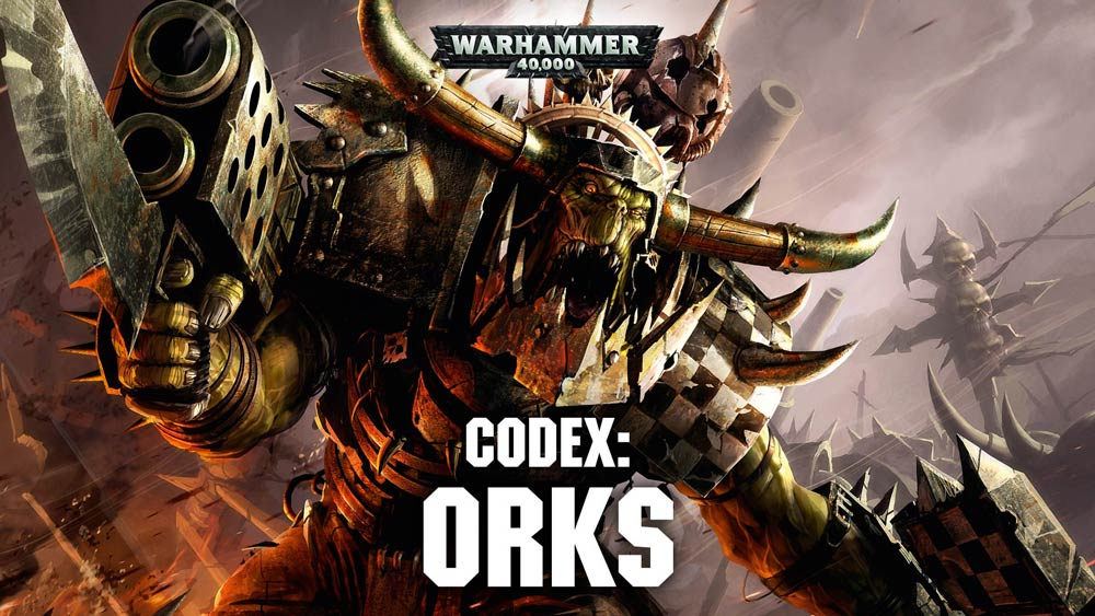 Next Two Codices are... Space Wolves and Orks + Necromunda Cawdor