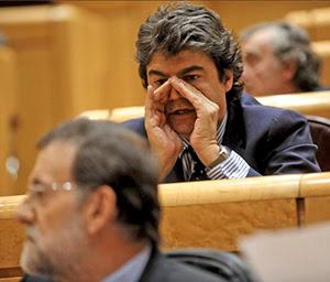 el villano arrinconado, humor, chistes, reir, satira, Rajoy, Jorge Moragas