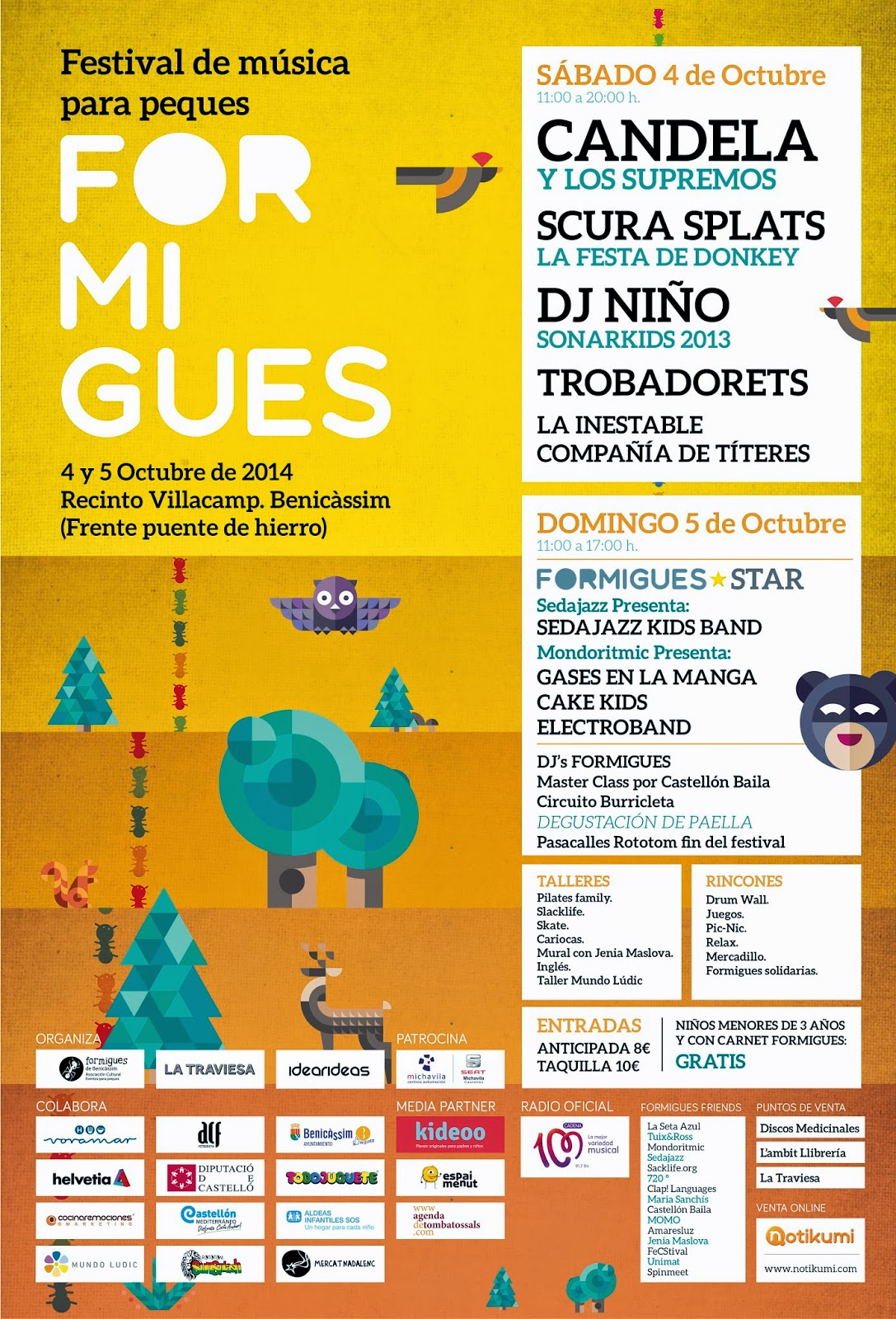 aniwiki formigues festival