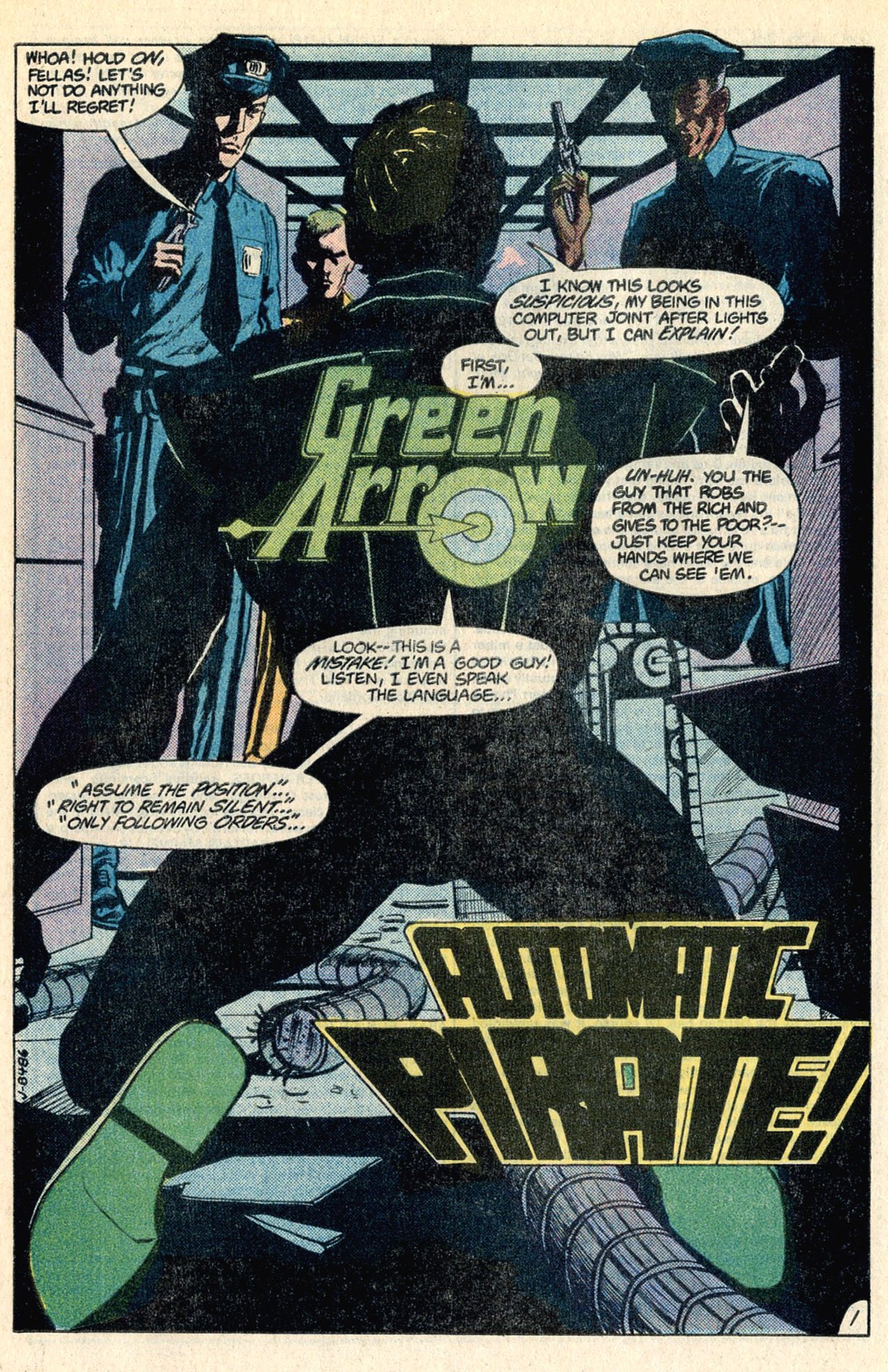 Detective Comics (1937) Issue #522 Page 26