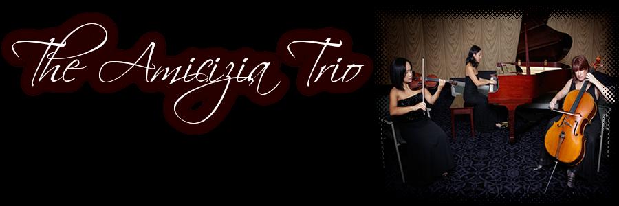 The Amicizia Trio