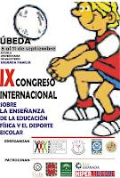IX Congreso Internacional sobre la Enseñanza de la Educación Física y el Deporte Escolar