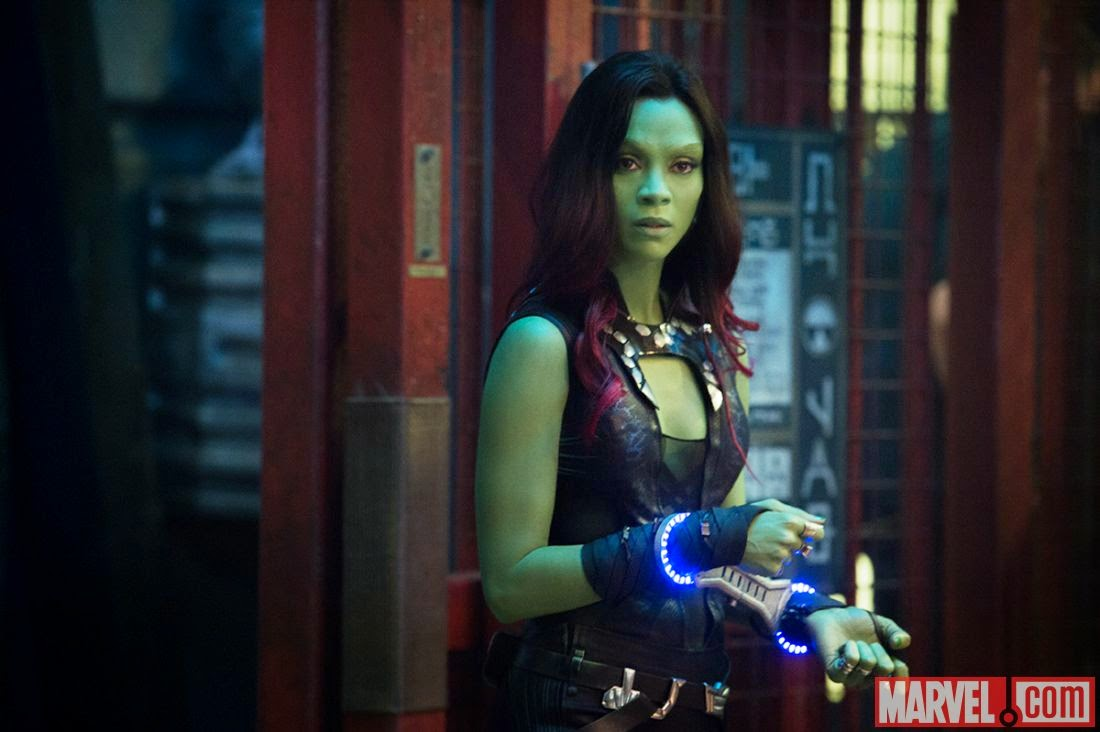 guardians of the galaxy,gamora