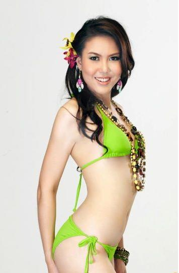 miss earth thailand 2011,miss thailand earth 2011