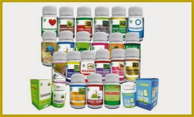 Herbal Kapsul untuk Berbagai penyakit