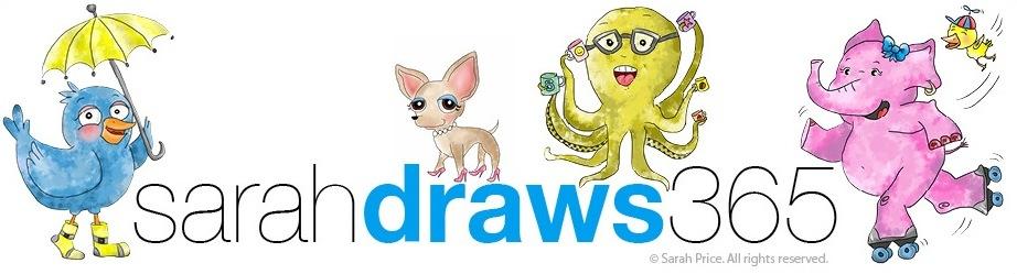 Sarah Draws 365