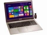 Ultrabook Asus Zenbook U500 com Intel Core i7 8GB - 512GB Windows 8 LED Touch 15,6 + Pen Drive 8GB