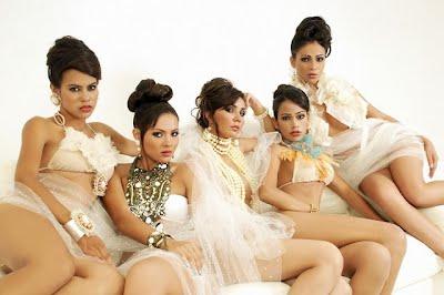 Miss Bolivia 2012 2013 Candidates Contestants Delegates