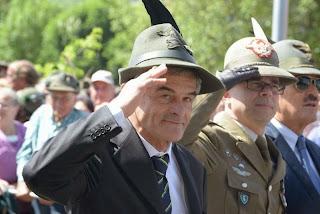 L'ex Sindaco di Torino Sergio Chiamparino presente alla Manifestazione