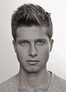 gambar model rambut pria 2013
