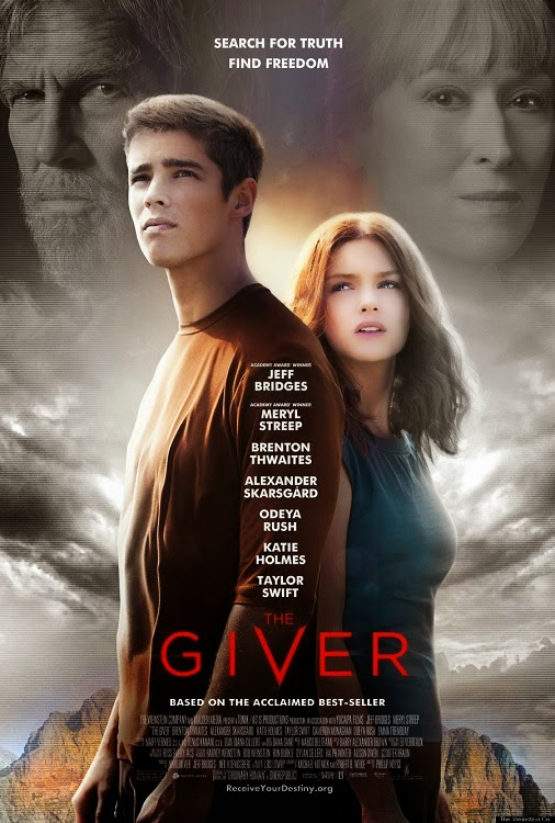 The Giver 2014 BRrip tainies online oipeirates