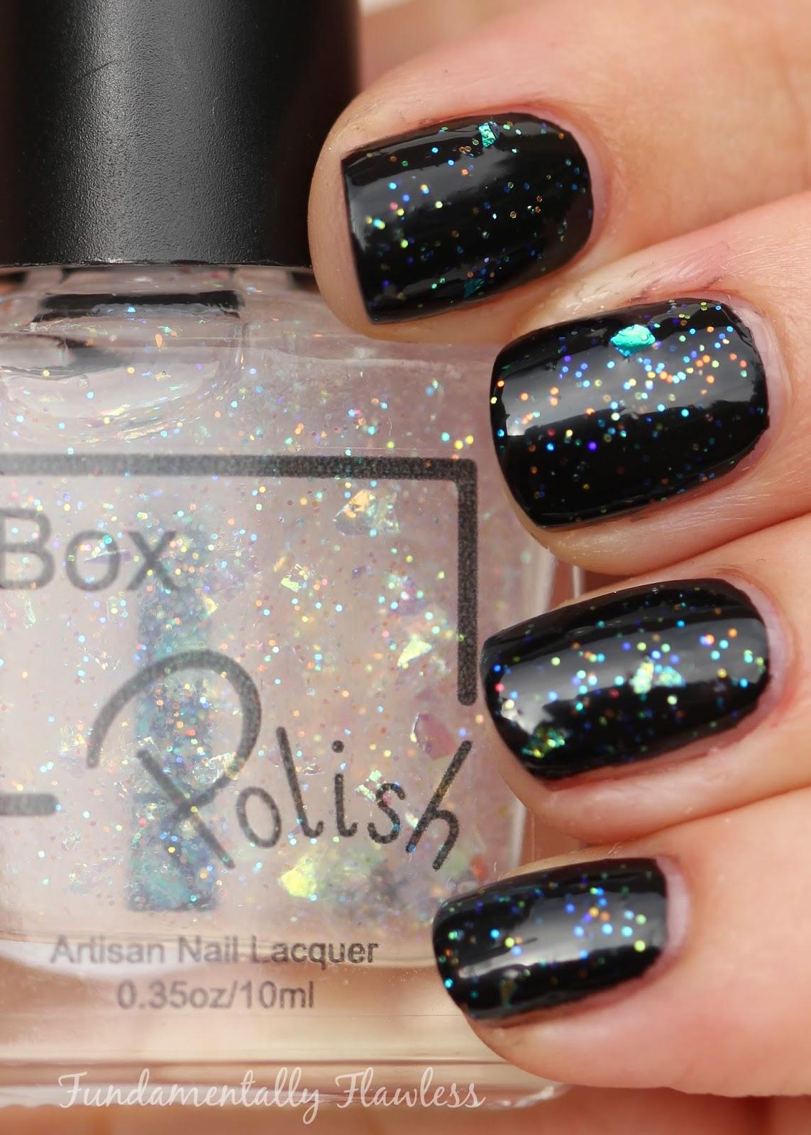 Box Polish Moondust swatch