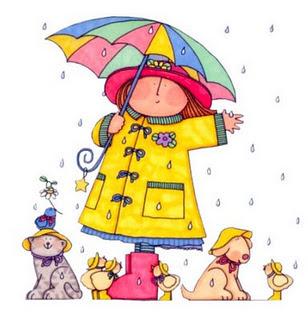 Eu Amo Chuva de Verão!