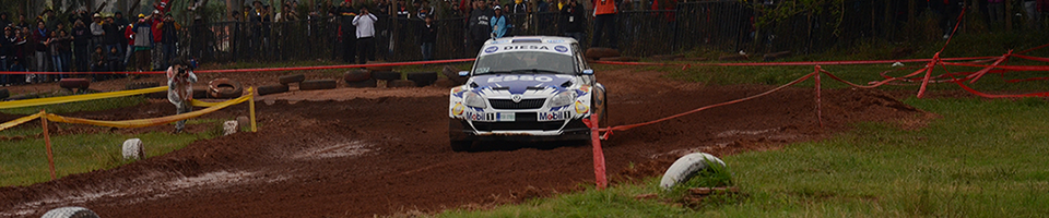:: Noticias, Fotos, Videos del Rally Paraguayo ::