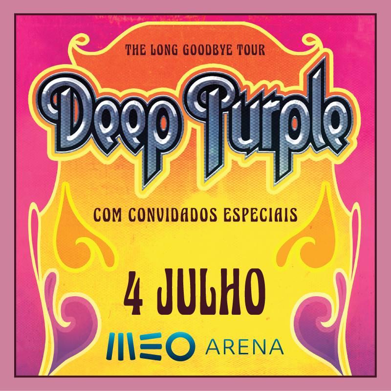 Deep Purple @ Meo Arena
