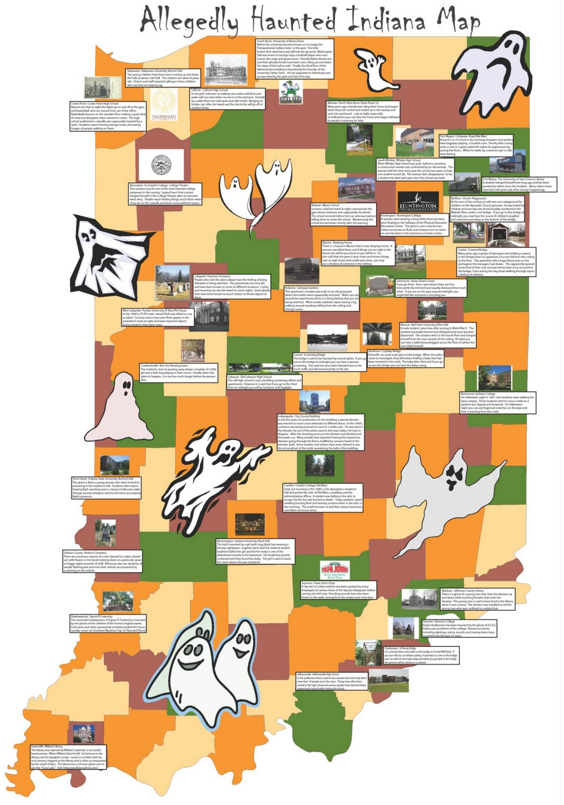 GIS Research And Map Collection Haunted Maps Available
