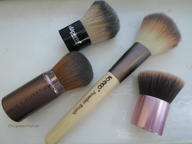 Make Up Brush Collection - Eco Tools, Bellapierre, Neve