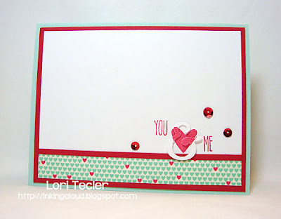 Designed by Lori Tecler-Inking Aloud-stamps and dies from Papertrey Ink