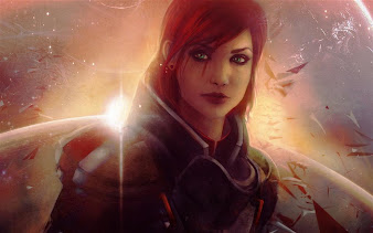 #20 Mass Effect Wallpaper